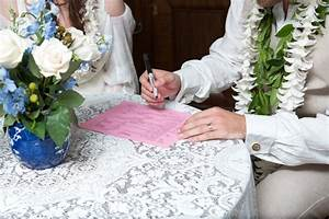 obtaining your hawaii marriage license With wedding ceremony without marriage license
