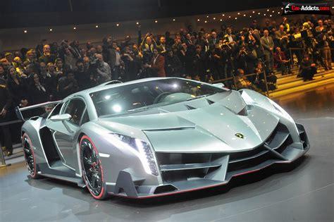 Lamborghini Veneno Roadster  Unofficial Details And Pictures