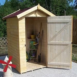 Abri De Jardin Petit : petit abri de jardin bois 2 03 m ep 16 mm habrita ~ Dailycaller-alerts.com Idées de Décoration
