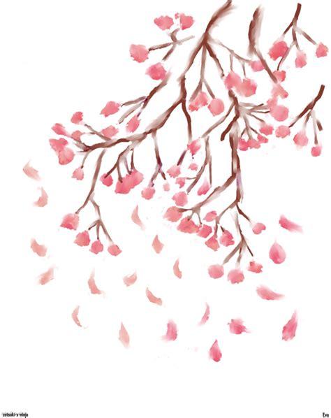 Simple Cherry Blossom Drawing Wwwimgkidcom The Image