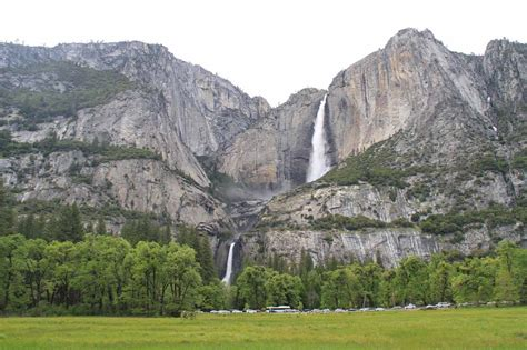 Yosemite Falls World Waterfalls