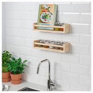 Étagère À Épices Ikea : bekv m spice rack birch ikea ~ Nature-et-papiers.com Idées de Décoration