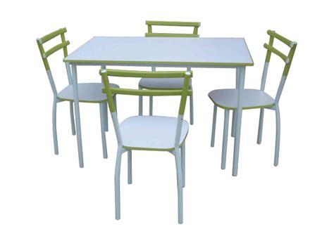 table cuisine chaises le monde de l 233 a