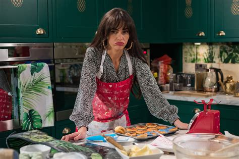 There's so much happening in hollyoaks next week. Hollyoaks spoilers: Mercedes McQueen regrets trying to play the perfect mum!
