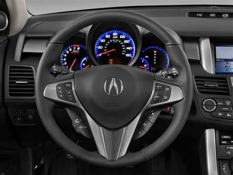 image  acura rdx awd  door tech pkg steering wheel