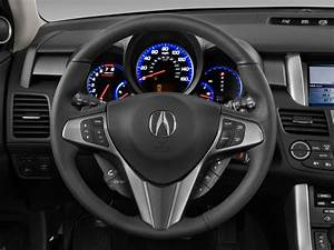 Image: 2011 Acura RDX AWD 4-door Tech Pkg Steering Wheel