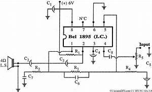 810 Ic Circuit Diagram