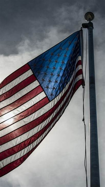 Flag Usa Iphone Wallpapers 4k Mobile American