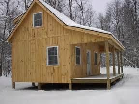 cabin designs adirondack cabin plans 16 39 x24 39 with cozy loft and front porch 1 5 bath
