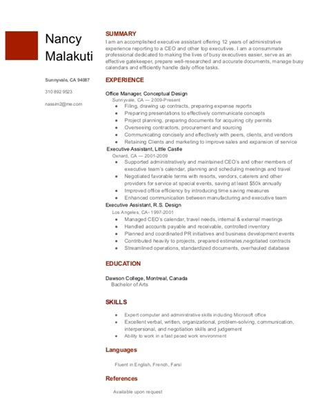 modern resume docs 28 images modern resume templates