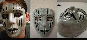 Slipknot Mask Joey Jordison by timon on DeviantArt