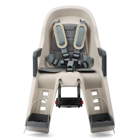 siège bébé à l avant siège vélo enfant avant guppy mini decathlon