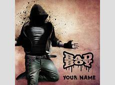 Dashing and Stylish Bad Boy Profile Pics With Your Name