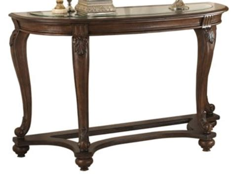 ashley norcastle sofa table homemakers furniture