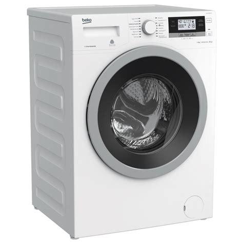 cuisine sonore machine à laver automatique beko 8 kg blanc