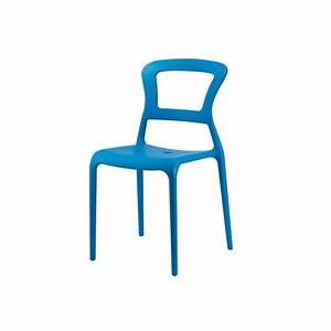 Chaise Exterieur Design : chaise design exterieur pepper par scab ~ Teatrodelosmanantiales.com Idées de Décoration