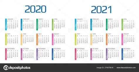 calendario plantilla meses incluyen