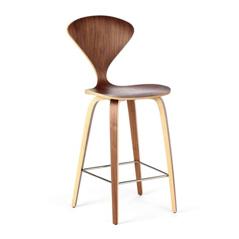 Norman Bar Stools by Norman Cherner Counter Stool Replica Diiiz