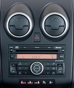 Poste Double Din : autoradio 2 din bluetooth cd usb mp3 nissan qashqai sur ~ Melissatoandfro.com Idées de Décoration