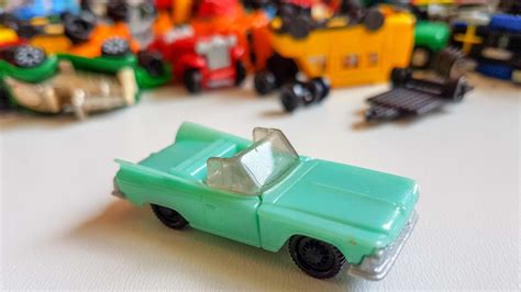 The Old Toy Cars Gathering Dust In Your Attic Could Be