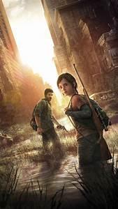 Wallpaper The Last Of Us  Joel  Ellie  Hd  4k  8k  Games