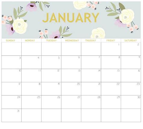 cute calendar calendar