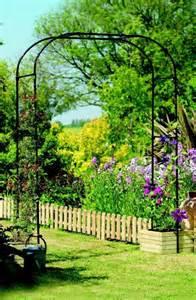 wedding arbor ebay diy garden ideas garden arch and bench ideas for an