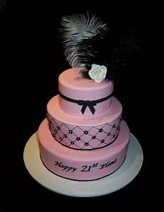 21st Birthday Cakes For Girls Ideas - A Birthday Cake