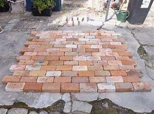 Steine Für Terrasse : pflastersteine ziegelpflaster antik backsteine klinker ~ Michelbontemps.com Haus und Dekorationen