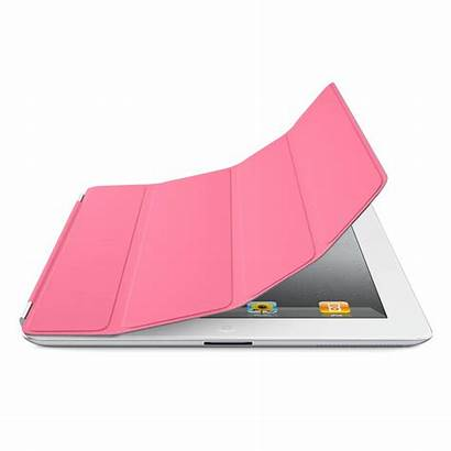 Ipad Smart Apple Polyurethane Pink Colors Leather