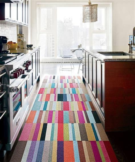 tapis pour cuisine original tapis de cuisine moderne pour design unique tapis pour