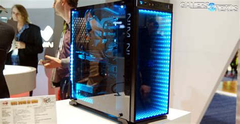 best gaming pc cases of ces 2016 case round up