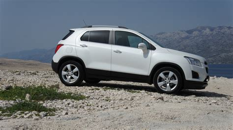 chevrolet trax chevy suv les voitures