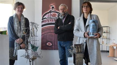 Haus Mieten Delmenhorst Hasbergen by Neue Ausstellung Im Haus Berger Drei K 252 Nstler Stellen