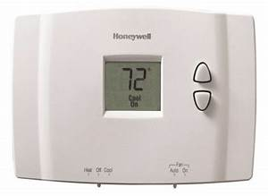 Honeywell Digital Programmable Thermostat Manual