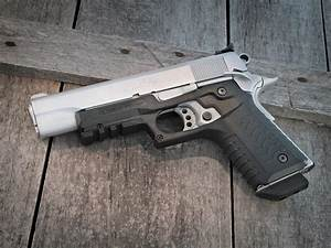 Colt 1911 Mkiv Series 80 With Recover Tactical Grip And