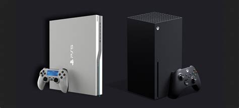 Ps5 And Xbox Series X Will Be A Technological Leap As The