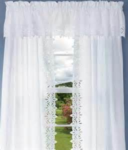 filigree lace shower curtain white or ecru the lace