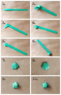 How to Make Paper Stars Origami