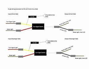 Tailight As Turn Signal Mod