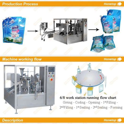doypack packaging machine liqiud packing machine premade pouch water automatic packing