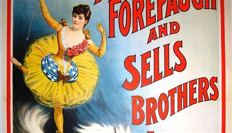 CIRCUS MEMORABILIA: Forepaugh-Sells EQUESTRIAN (1902)
