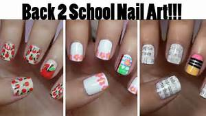 Easy nail designs for 11 year olds year old girls in addition view images back to school nails three easy designs prinsesfo Gallery