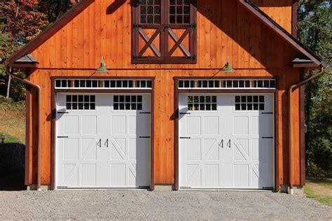 Barn Garage Door by 28 X 36 Newport Barn Garage Somers Ny The Barn Yard