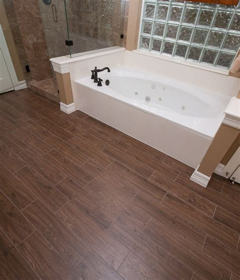 Wood look Tile Combines Style With Versatility