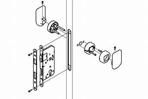 Push Pull Lock