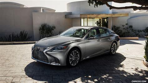 2018 Lexus Ls Hybrid (us)