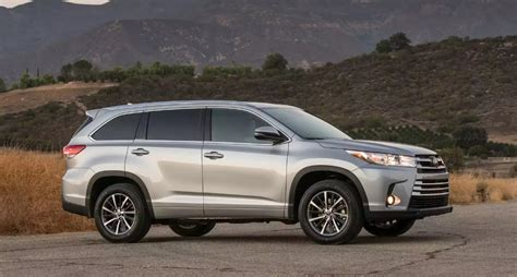 Will The 2020 Toyota Highlander Be Redesigned by 2020 Toyota Highlander Release Date Redesign Price