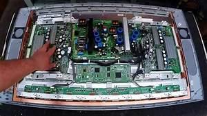 Scrap Plasma Tv - Philips 42fd9954  69c