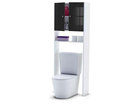 meuble de rangement wc machine 224 laver soramena coloris noir vente de armoire colonne